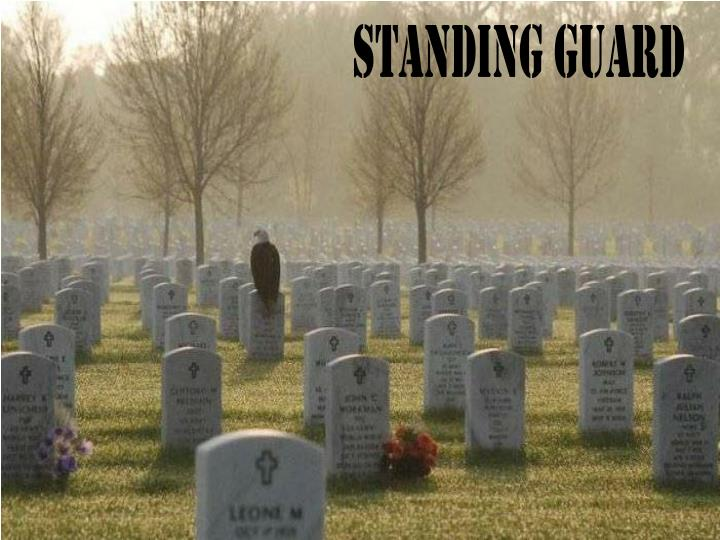 STANDING GUARD