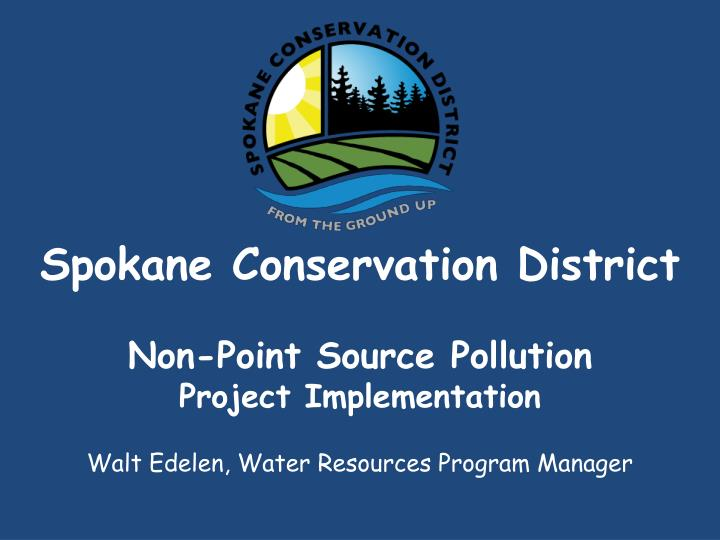 Spokane Conservation District