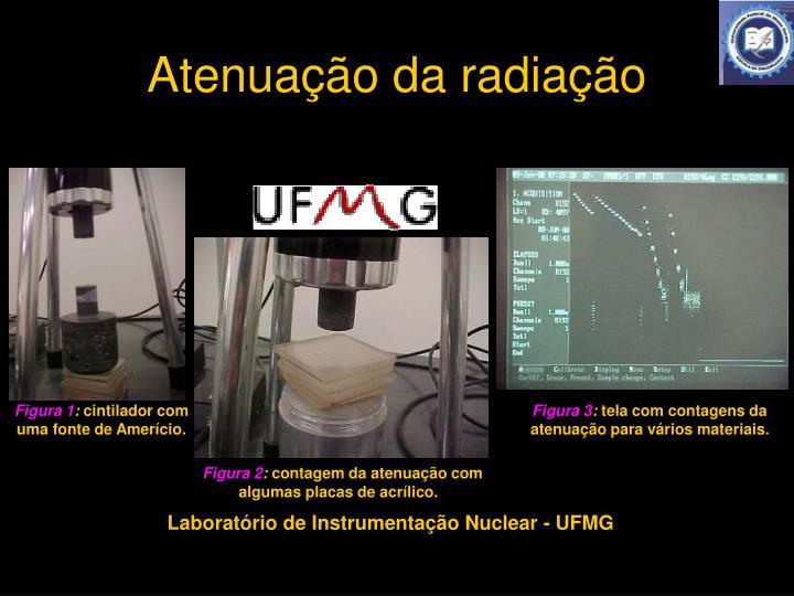 Atenuação da radiação