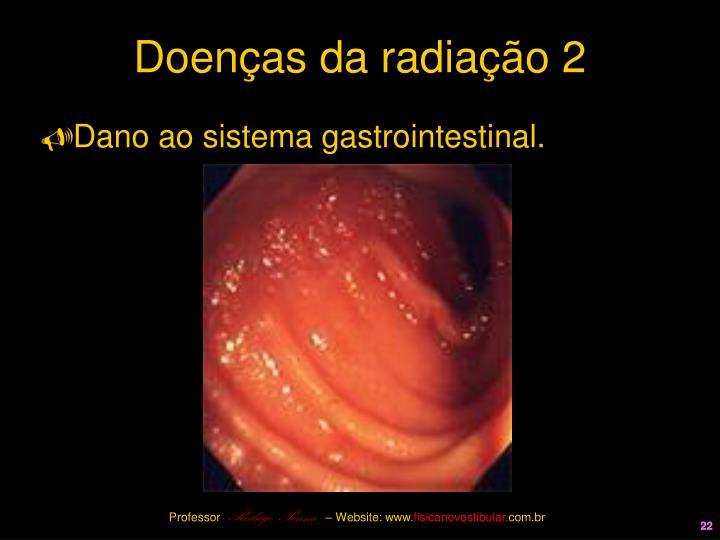 Doenças da radiação 2