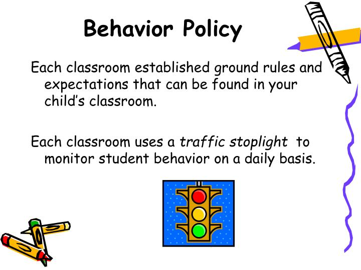 Behavior Policy