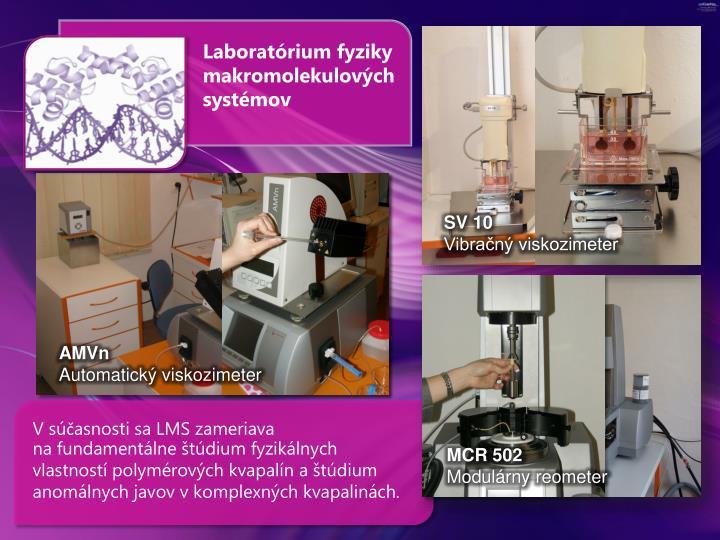 Laboratórium fyziky