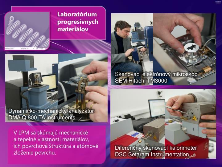 Laboratórium progresívnych