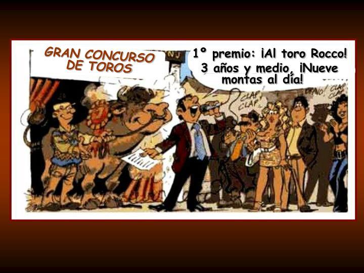 GRAN CONCURSO