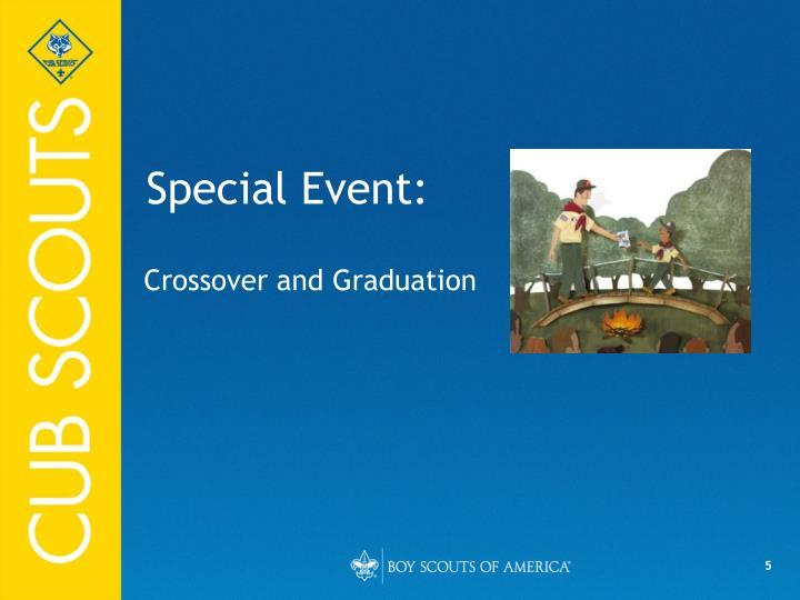 Special Event: