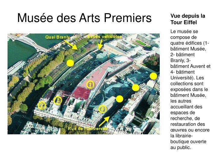 Muse des Arts Premiers