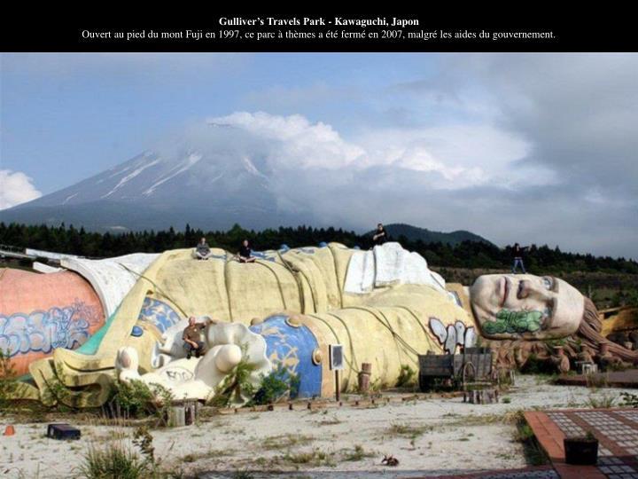 Gulliver's Travels Park - Kawaguchi, Japon