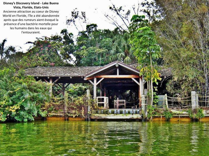 Disney's Discovery Island - Lake Buena Vista, Floride, Etats-Unis