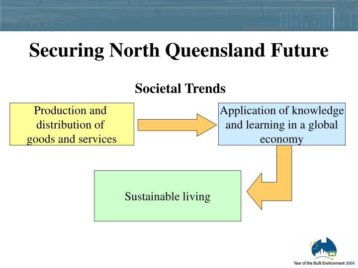 Securing North Queensland Future