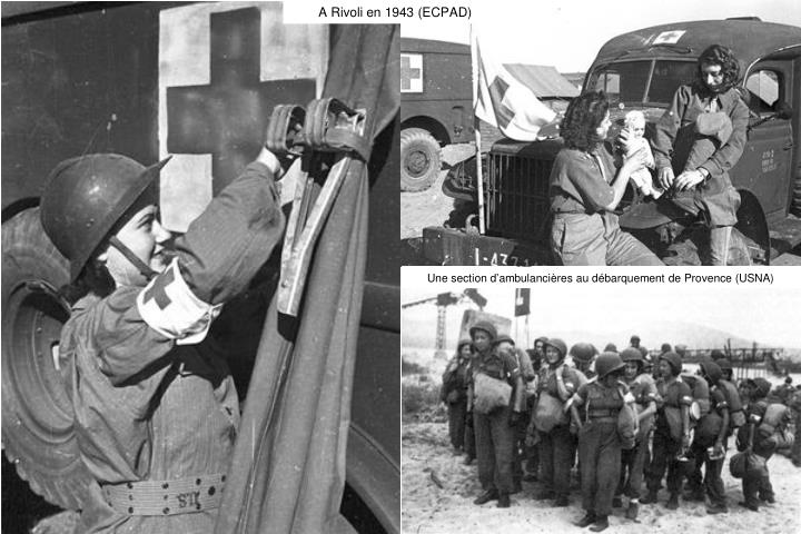 A Rivoli en 1943 (ECPAD)