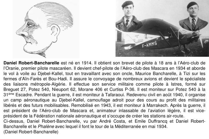 Daniel Robert-Bancharelle
