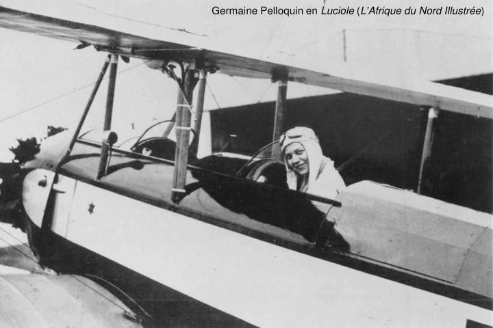 Germaine Pelloquin en