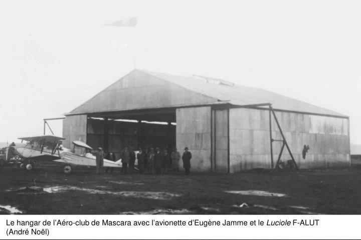 Le hangar de l