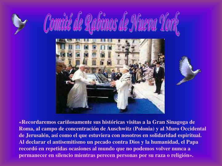 Comité de Rabinos de Nueva York