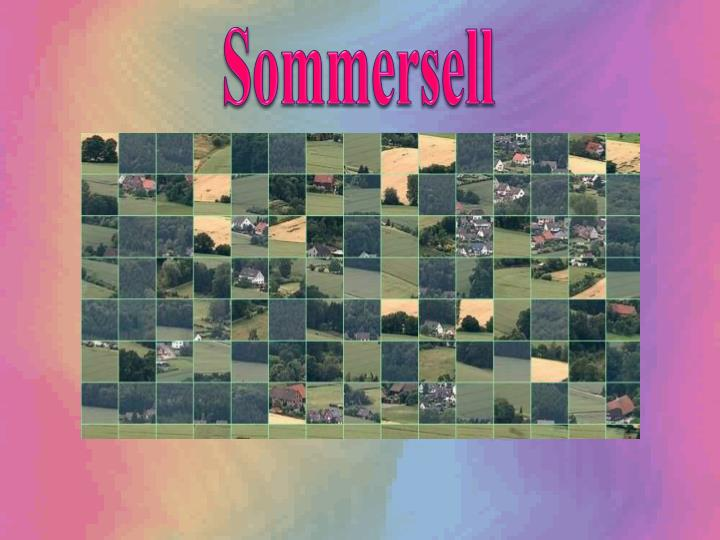 Sommersell
