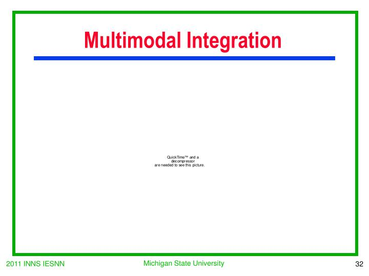 Multimodal Integration