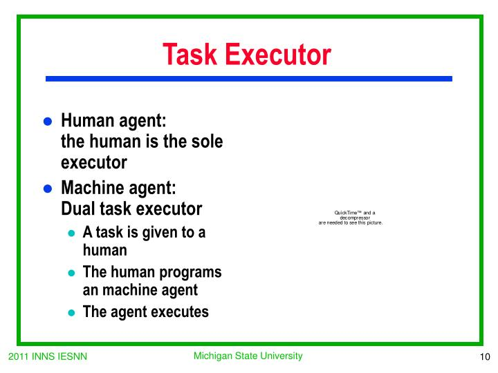 Task Executor