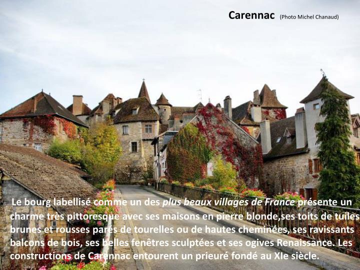 Carennac