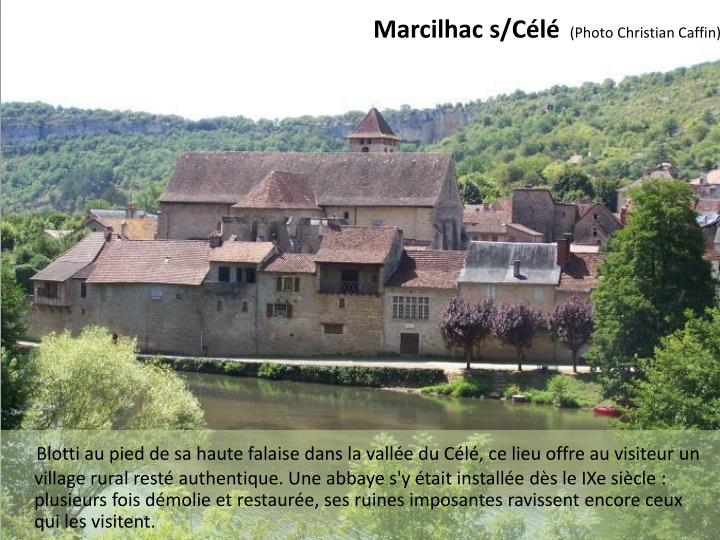 Marcilhac s/Célé