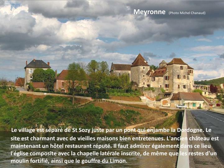 Meyronne