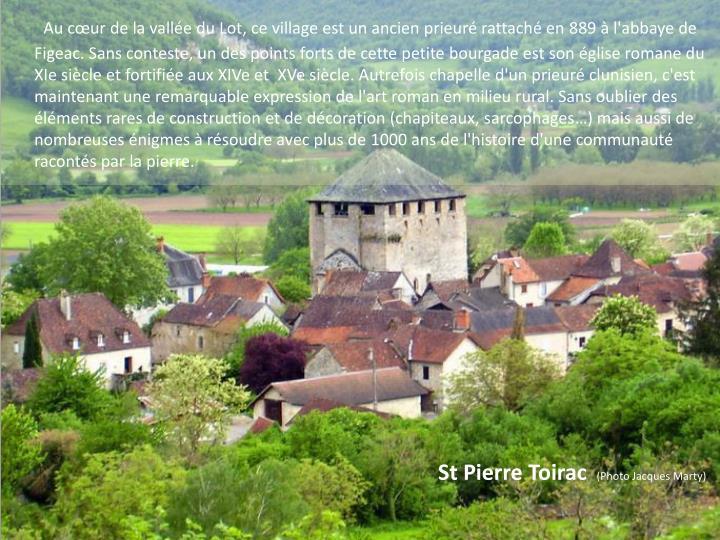 St Pierre Toirac
