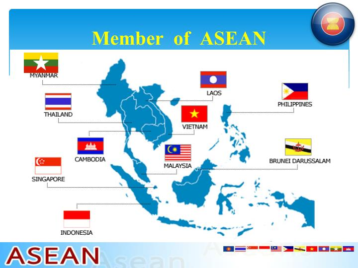 Member  of  ASEAN