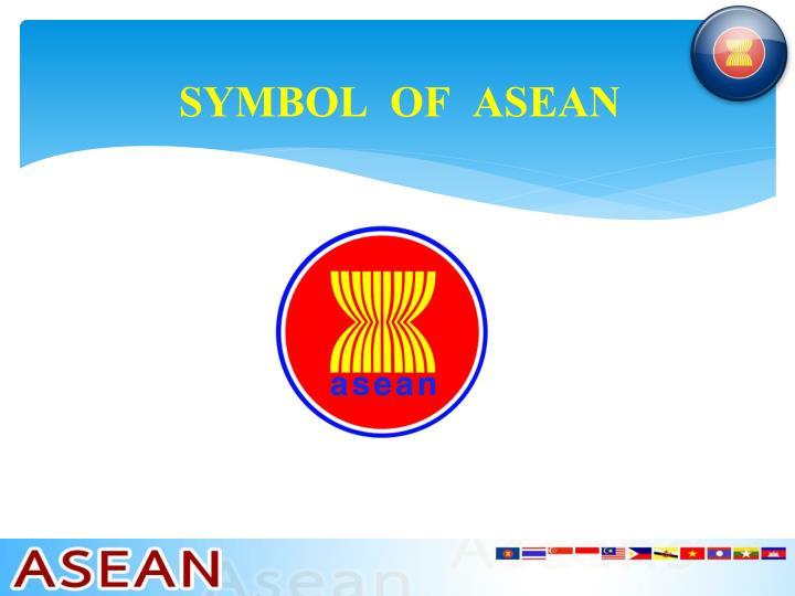 SYMBOL  OF  ASEAN