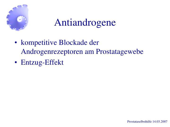 Antiandrogene