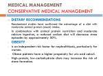 medical management conservative medical management1