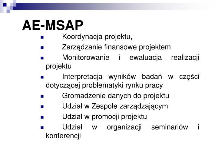 AE-MSAP