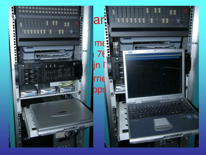 De PC en randapparatuur