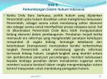 bab iii perkembangan sistem hukum indonesia7