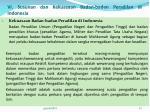 vi susunan dan kekuasaan badan badan peradilan di indonesia