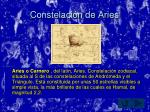 constelaci n de aries