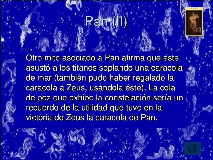 Pan (II)