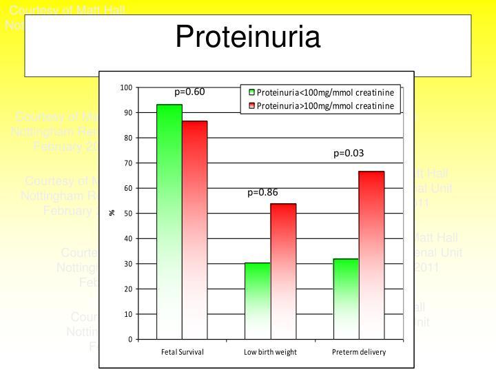 Proteinuria