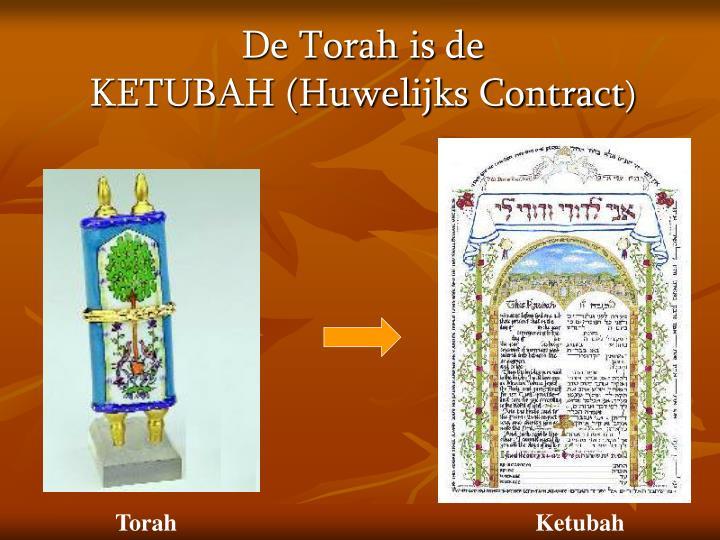 De Torah is de