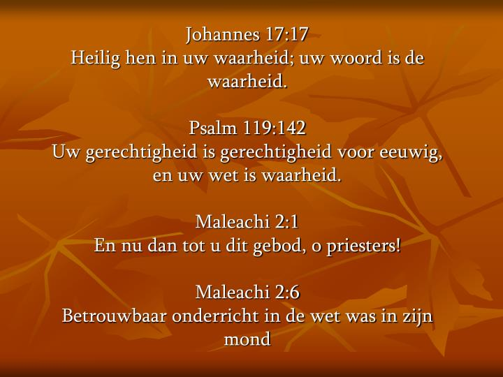 Johannes 17:17