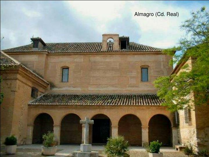 Almagro (Cd. Real)