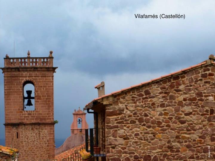 Vilafamés (Castellón)