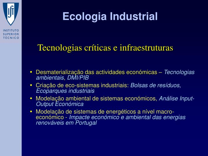 Desmaterialização das actividades económicas