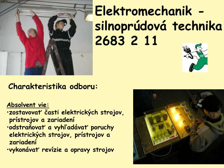Elektromechanik -