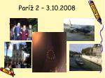 par 2 3 10 2008