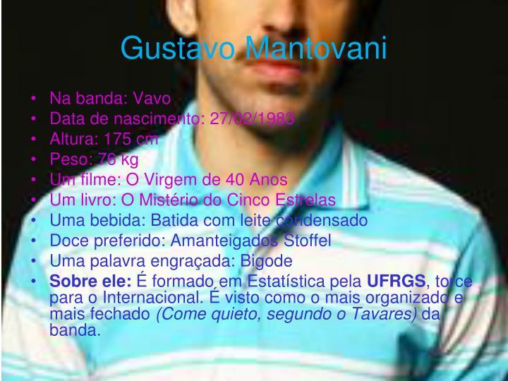 Gustavo Mantovani