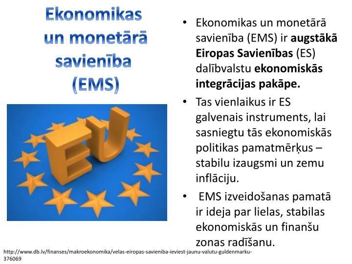 Ekonomikas