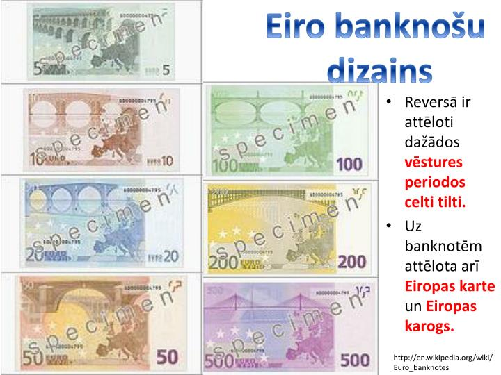 Eiro banknou