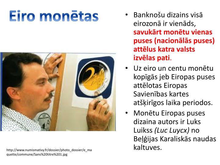 Eiro montas