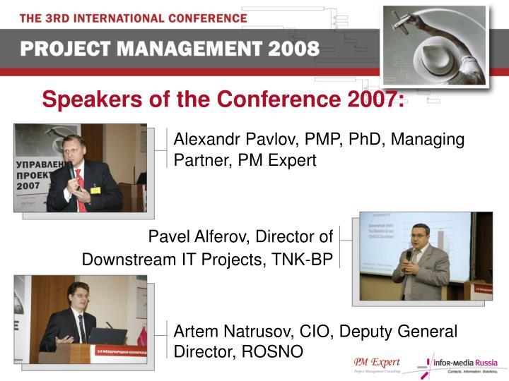 Alexandr Pavlov, PMP, PhD, Managing Partner, PM Expert