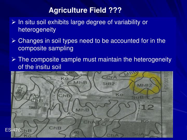 Agriculture Field ???