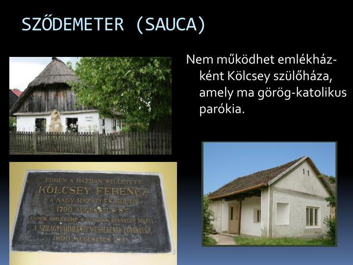 SZŐDEMETER (SAUCA)